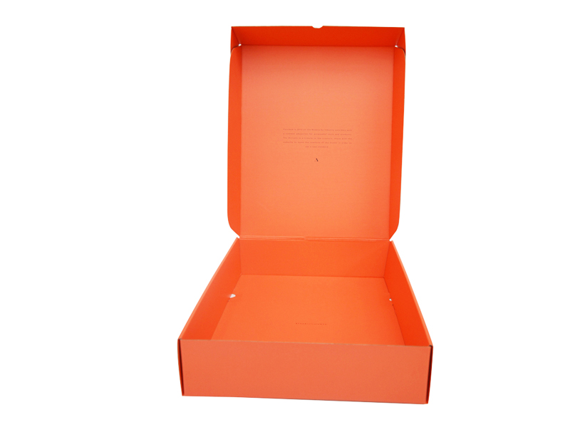 Clamshell Corrugated Box