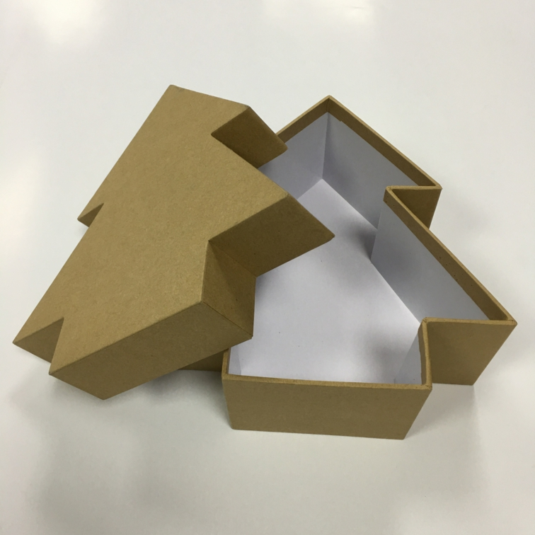 Unique Shape Box